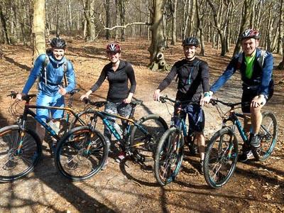 Mountainbike verhuur Veenendaal 3