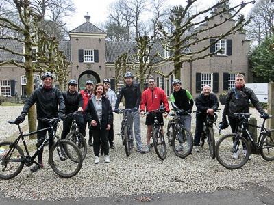 Mountainbike verhuur Veenendaal