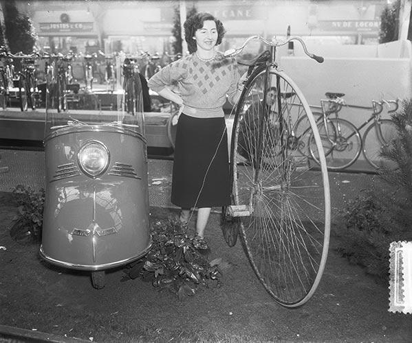 Eerst fiets Mountainbike